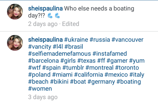 Why are my hashtags not working on Instagram?