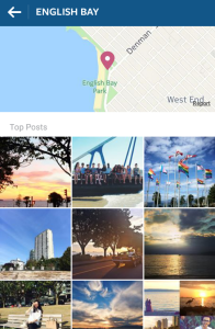 Instagram top location posts
