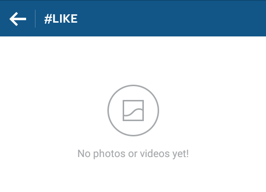 What are Top Posts on hashtag on Instagram?