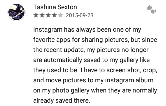 Why is my Instagram acting weird after the latest update?
