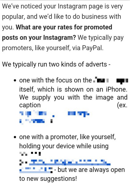 How to start making money off your Instagram