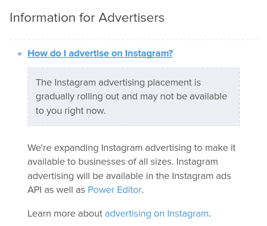 How to set up your Instagram advertising?