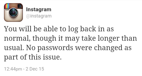 Did your Instagram account get hacked?