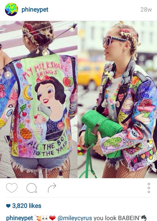 Get celebrities to notice your Instagram