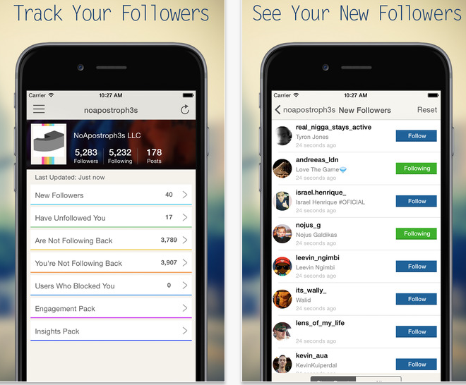 Ever wondered who unfollowed you on Instagram?